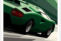 Cars art