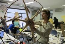 Jens Dyvik in Fab Lab Sevilla