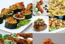 Gluten Free Appetizers / Snacks
