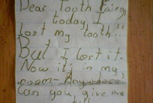Toothfairy Ideas / Fun ideas for the toothfairy