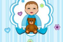 Free Printable Baby Cards / Free printable baby cards for baby boys baby girls and twins on my-free-printable-cards.com