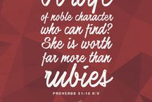 The Wife of Noble Character