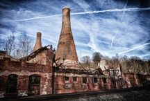 Abandoned four / by Denise Reader Balderama