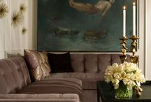 Oversized Art Inspiration / Go BIG with art to create a jaw-dropping focal point. / by Gallery Direct (Art + Design)