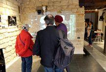 Exposition INTERZONE / Crédit photos : Jean-Michel Poix  #Interzone #PierreAjavon #Exposition #Paris #République #Galerie5NDN #WilliamBurroughs #FestinNu #NakedLunch #Photos #Vernissage #Inauguration #Merci