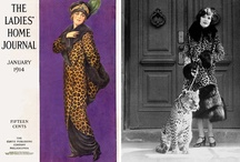 Leopard print coat / by Ekaterina Shmeleva