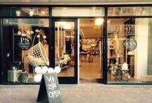 Poush / Unique conceptstores based in the Netherlands