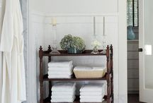 Bathrooms-Organization/Styling / by Cindy Hattersley Design/Rough Luxe Lifestyle Blog