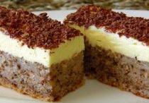 Zakusky,torty,kolace