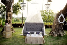 Wedding Chill-Out Areas