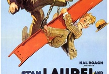 Laurel Hardy / by Lester Kempner