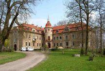 Strzeszów - Pałac