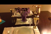 Tablescapes / by Elizabeth Hubbell