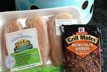 Crock Pot Meals / by Bethany Bowers