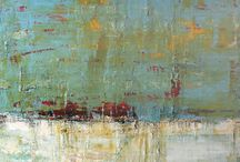 Brad Robertson / Born and raised in Alabama, Brad Robertson has painted throughout his entire life. When people look at his work and are able to define it in their own terms, Brad feels like the painting has accomplished his purpose.