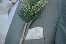 Wedding - buttonholes