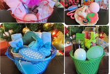 Gift baskets / by Christine Shay