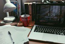Studying aesthetic