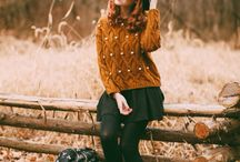 fall country vintage outfits