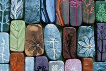 Ζωγραφική σε πέτρες-71