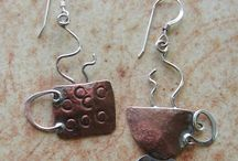 Earrings / earrings