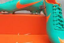 Nike Sepatu Sepak Bola Mercurial Victory - Blue