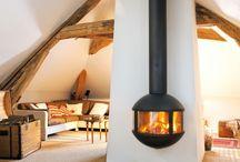 Au coin du feu // Fireplace