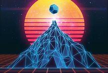 cyberpunk | retrofuturo