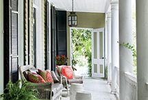 Southern Porches / by Elizabeth Dehn | Beauty Bets
