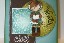 Christmas Cards: Colored Images / by Shannon Sullivan