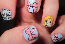Nail polish art / by Jessica Rodriguez