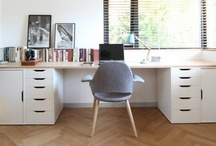 Dormitoris-escritori /
