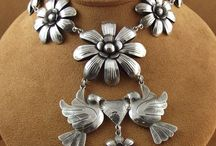 Antique Silver Jewelry / by Tim Frock