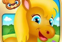 123 Kids Fun Flashcards / #kids #fun #play #games #apps