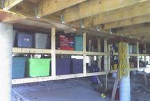 Under house storage