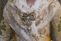 Indumentaria tradicional / El tejido espolinado, una elaboración artesanal en la que se cuida hasta el último detalle.