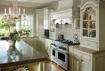 Kitchen French Country  / by RJK Construction, Inc