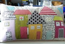 02 - Stitch Cushions and Pillows / by Sue Nic