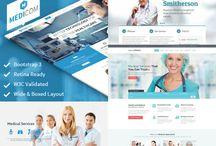 En iyi WordPress Hastane ve Sağlık Temaları / Bu listeyi tamamen sağlık ile ilgili web sitesi yada blog oluşturmayı düşünen kullanıcılarımız için oluşturduk. Sağlık, klinik, hastane, tıbbi uygulama, doktor, diş hekimi veya sağlık ile ilgili herhangi bir site oluşturmak istiyorsanız başka bir yere bakmanız gerekmez. Piyasada ki en iyi wordpress sağlık ve en iyi wordpress hastane temaları yazımızın devamında.