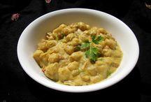 Indické recepty: bezmäsité