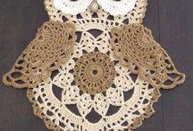 Owl crochet patterns