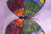 My Art journal and art work