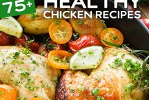 chicken recipes / by michael bean
