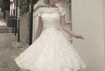 50s style wedding