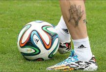 Que me van a hablar de amor / Leo Messi