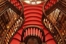 staircases / by Leslie Tackett