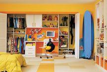 Closets / by Sarah Baker