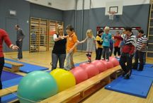 Sport Ideas for Kindergarten