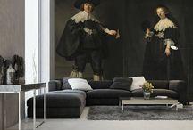 PORTRETTEN - KUNSTIG BEHANG / MEGAWALL levert een collectie van de meest beroemde schilderijen uit de kunstgeschiedenis.  Alle dessins zijn te verkrijgen in 2 maatvoeringen (Large en Small) en 3 kleurstellingen (Normaal, Zwart/Wit en Arty)  Wij leveren 4 verschillende behang-materialen.  Maatwerk is mogelijk, neem contact op voor offerte: megawall@megamedia.nl