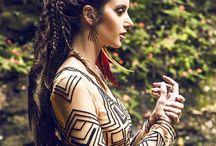 moda indígena